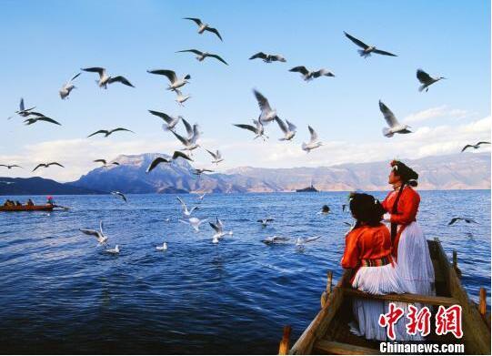 四川泸沽湖免费体验摩梭民俗集体婚礼全球招募中