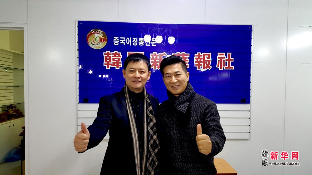 国际影视委员会委员长朴永禄访问首尔职业技能学院