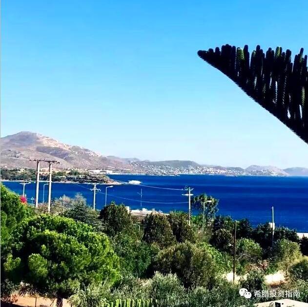 约吗?希腊爱琴海的诗与远方
