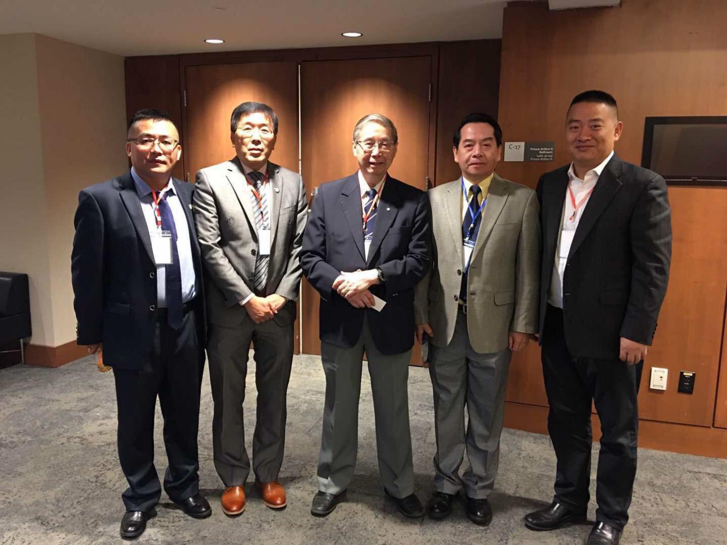 美国华人生物医药科技协会加拿大分会第一届年会_在加拿大蒙特利尔成功举办