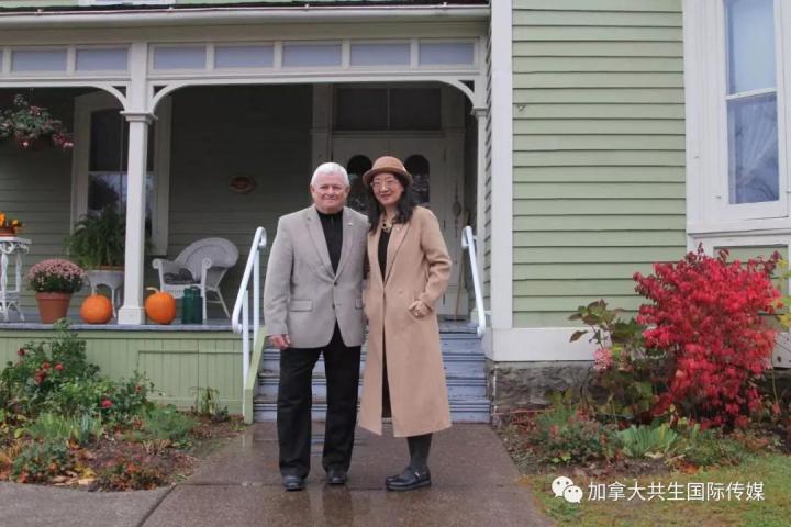 3D巨幕影片《不远万里―重读白求恩》在加拿大白求恩故居举行先导片花和制作与合作仪式全球发布会