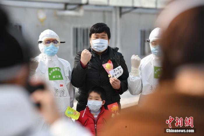 数据看疫情:中国治愈病例破6万_115个国家地区出现疫情