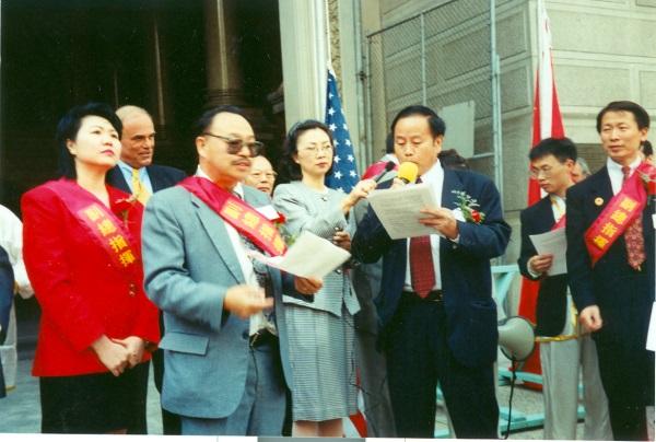 中华民族尊严的海外卫士——管必红